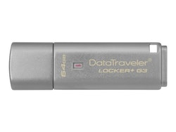 Kingston DataTraveler Locker G3 64GB