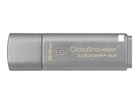 Kingston DataTraveler Locker G3 64GB