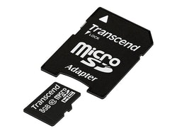Transcend Premium microSDHC 8GB Class 10