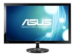 "ASUS VS278H 27"" 1920 x 1080 VGA (HD-15) HDMI"