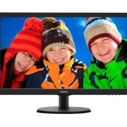 """Philips V-line 223V5LSB 21.5"""" 1920 x 1080 DVI VGA (HD-15) 60Hz"""