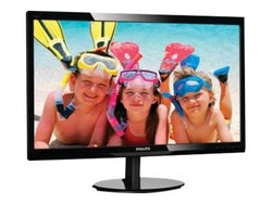 "Philips V-line 246V5LSB 24"" 1920 x 1080 DVI VGA (HD-15) 60Hz"