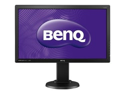 """BenQ BL2405HT 24"""" 1920 x 1080 DVI VGA (HD-15) HDMI Pivot Skärm"""