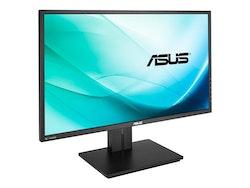 "ASUS PB277Q 27"" 2560 x 1440 DVI VGA (HD-15) HDMI DisplayPort 75Hz Pivot skärm"