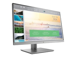 "HP EliteDisplay E233 23"" 1920 x 1080 VGA (HD-15) HDMI DisplayPort 60Hz Pivot Skærm"