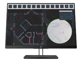 "HP Z24i G2 24"" 1920 x 1200 VGA (HD-15) HDMI DisplayPort 60Hz Pivot skärm"