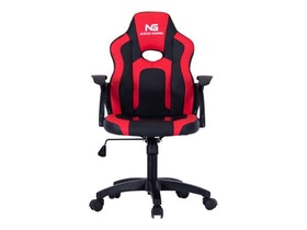 Nordic Gaming Little Warrior Gaming Chair Black Red