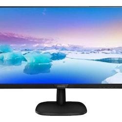 """Philips V-line 223V7QHSB 22"""" 1920 x 1080 VGA (HD-15) HDMI 60Hz"""