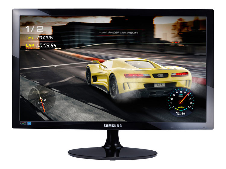"Samsung SD300 Series S24D330H 24"" 1920 x 1080 VGA (HD-15) HDMI 60Hz"