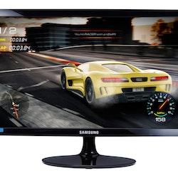 """Samsung SD300 Series S24D330H 24"""" 1920 x 1080 VGA (HD-15) HDMI 60Hz"""