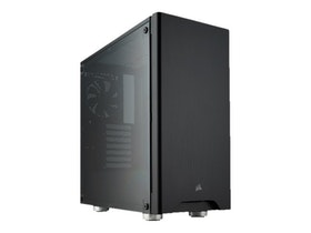 CORSAIR Carbide Series 275R - Miditower - ATX - svart