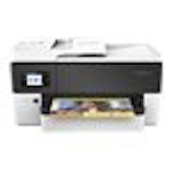 HP Officejet Pro 7720 Wide Format All-in-One - Multifunktionsskrivare