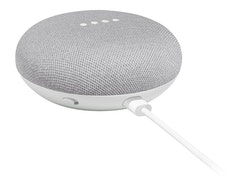 Google Home Mini - Smarthögtalare WIFI- WHITE