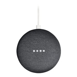 Google Home Mini - Smarthögtalare - mini Carbon