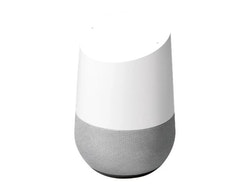 Google Home Hands-free Smart Speaker white