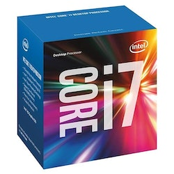 Intel CPU Core I7-7700 3.6GHz Quad-Core LGA1151