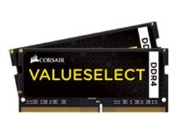 CORSAIR Value Select DDR4 16GB kit 2133MHz CL15 SO-DIMM 260-PIN