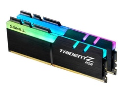 G.Skill TridentZ RGB Series DDR4 32GB kit 2400MHz CL15