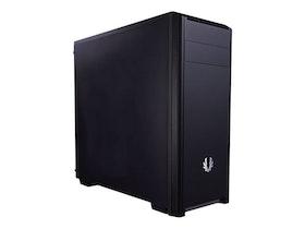 BitFenix Nova - Tower - ATX - svart - USB/ljud