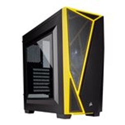 CORSAIR Carbide Series SPEC-04 - Miditower - svart, gul