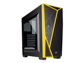CORSAIR Carbide Series SPEC-04 - Miditower - svart, gul