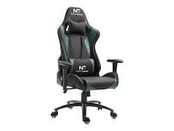 Nordic Gaming Racer Gamer Stol Green Black
