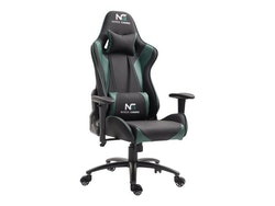 Nordic Gaming Racer Gamer Stol Green Black