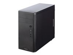 Fractal Design Core 1100 - Tower - svart