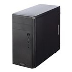 Fractal Design Core 1100 - Tower - svart