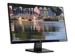 "HP 27w 27"" 1920 x 1080 VGA (HD-15) HDMI DisplayPort 60Hz"