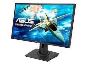 """ASUS MG248QR 24"""" 1920 x 1080 DVI HDMI DisplayPort 144Hz Pivot skärm"""
