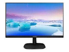 """Philips V-line 243V7QDSB 24"""" 1920 x 1080 DVI VGA (HD-15) HDMI 60Hz"""