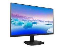 "Philips V-line 273V7QJAB 27"" 1920 x 1080 DVI VGA (HD-15) HDMI DisplayPort 60Hz"