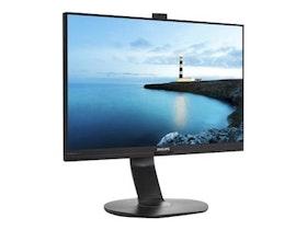 """Philips Brilliance B-line 241B7QPJKEB 24"""" 1920 x 1080 VGA (HD-15) HDMI DisplayPort 60Hz Pivot skärm"""