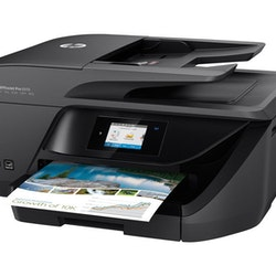 HP Officejet Pro 6970 All-in-One - Multifunktionsskrivare
