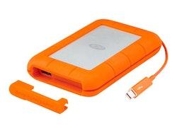 LaCie Rugged Thunderbolt USB-C Harddisk 2TB USB 3.1 Gen 1 Thunderbolt 3