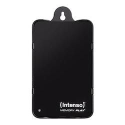 "Intenso Harddisk MEMORY PLAY 500GB 2.5"" USB 3.0 5400rpm"