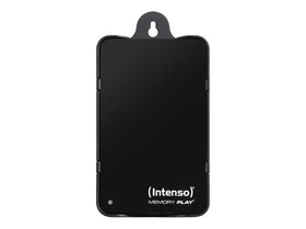 "Intenso Harddisk MEMORY PLAY 500GB 2.5"" USB 3.0 5400rpm"