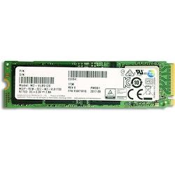 Samsung PM981 SSD MZVLB256HAHQ 256GB M.2 PCI Express 3.0 x4 (NVMe)