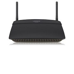Linksys EA6100 4-port switch