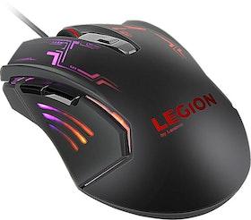 Lenovo Legion M200 RGB Gaming Mouse Optisk Kabling Svart