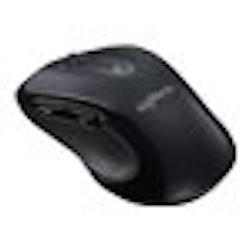 Logitech M510 - trådlös - svart