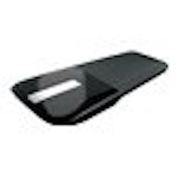 Microsoft Arc Touch Mouse - optisk - trådlös - svart