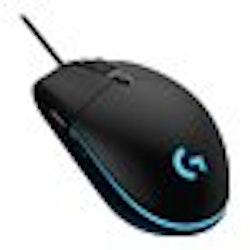Logitech Gaming Mouse G203 Prodigy - optisk - kabelansluten - svart