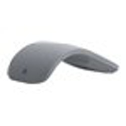 Microsoft Surface Arc Mouse - optisk - trådlös - ljusgrå