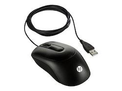 HP X900 - optisk - kabelansluten - Svart