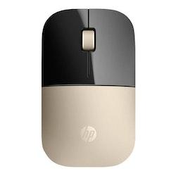 HP Z3700 Blå LED trådlös Svart Guld