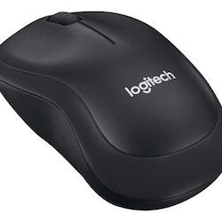 Logitech B220 Silent Optisk Trådlös Svart