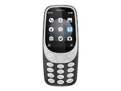 "Nokia 3310 3G 2.4"" 64MB 3G Grå"