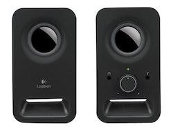 Logitech Z150 - Högtalare - svart
